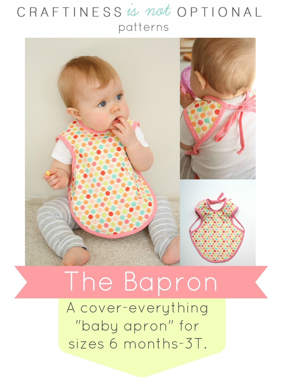 The Bapron : A Pattern