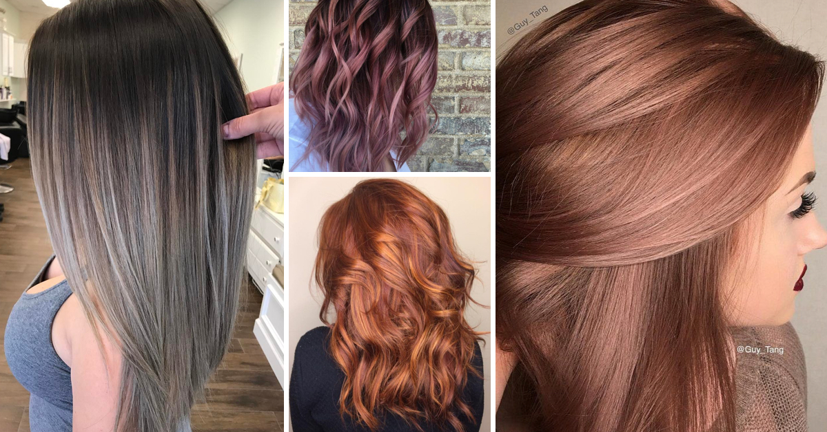 25 Fall Hair Color Trends Adding A Dash Of Autumn To Your Tresses