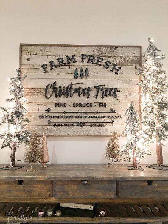Awesome Christmas Sign