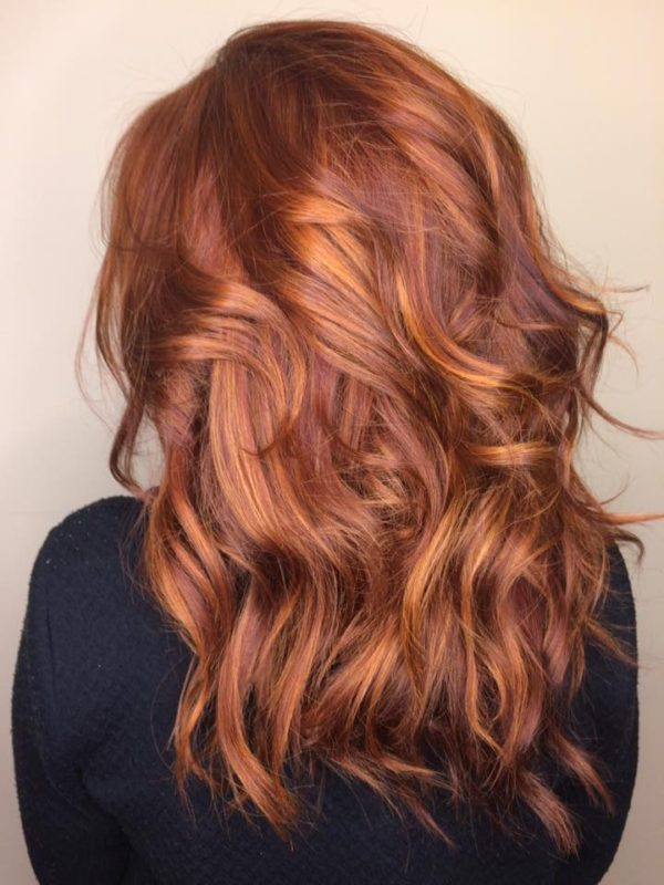 Chocolate Brown Hair With Caramel Highlights Cute Diy Projects