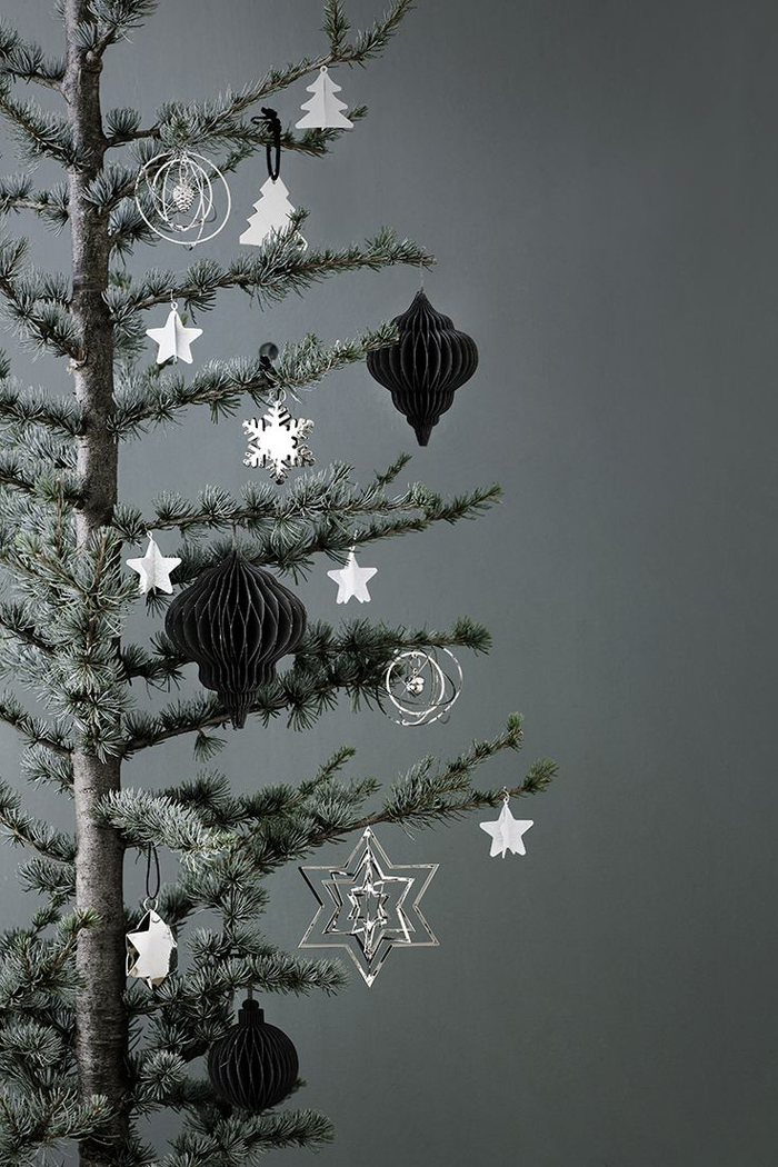 Scandinavian Tree Ornaments
