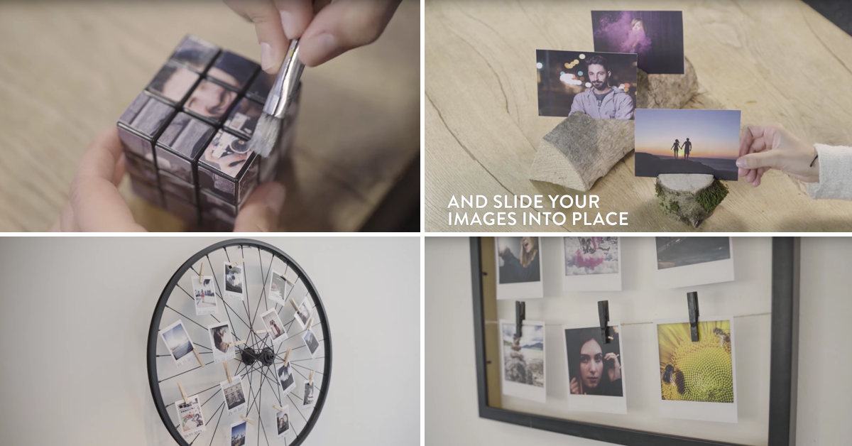 10 Simple Yet Awesome DIY Photography Gifts for Christmas