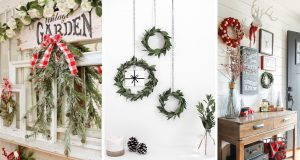 DIY Christmas Wall Decor Ideas Adding Holiday Cheers to Your Home's Walls!