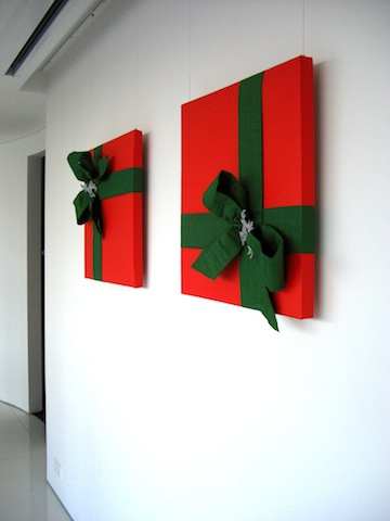 Gifts on the Wall
