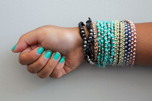 3 Super Simple Wrap Bracelets