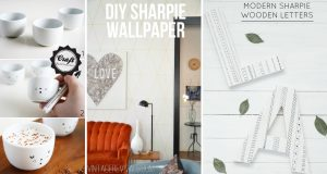 Awesome DIY Sharpie Crafts That Even the Kiddos can Pull Off