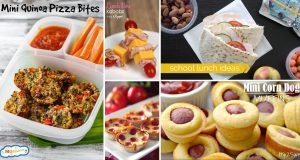 Best Kid Lunch Ideas for School