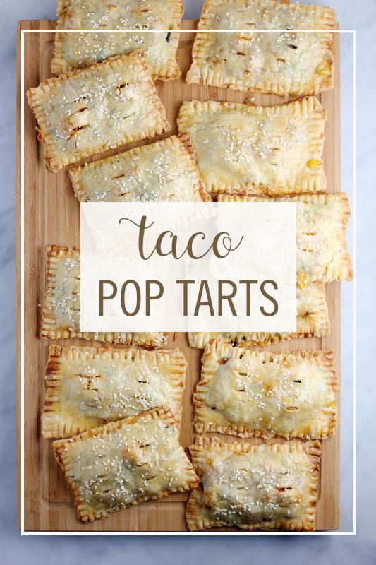 Taco Pop Tarts