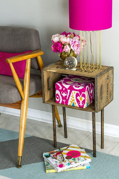 How to Build a Side Table/Night Stand