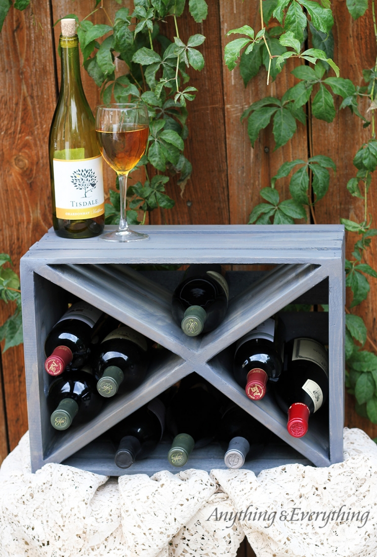 15 Clever DIY Wood Crate Projects