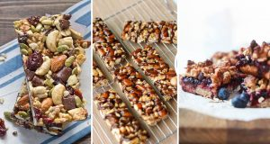 Breakfast Bar Recipes cover