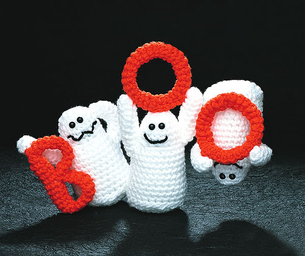 Boo Ghosts Trio