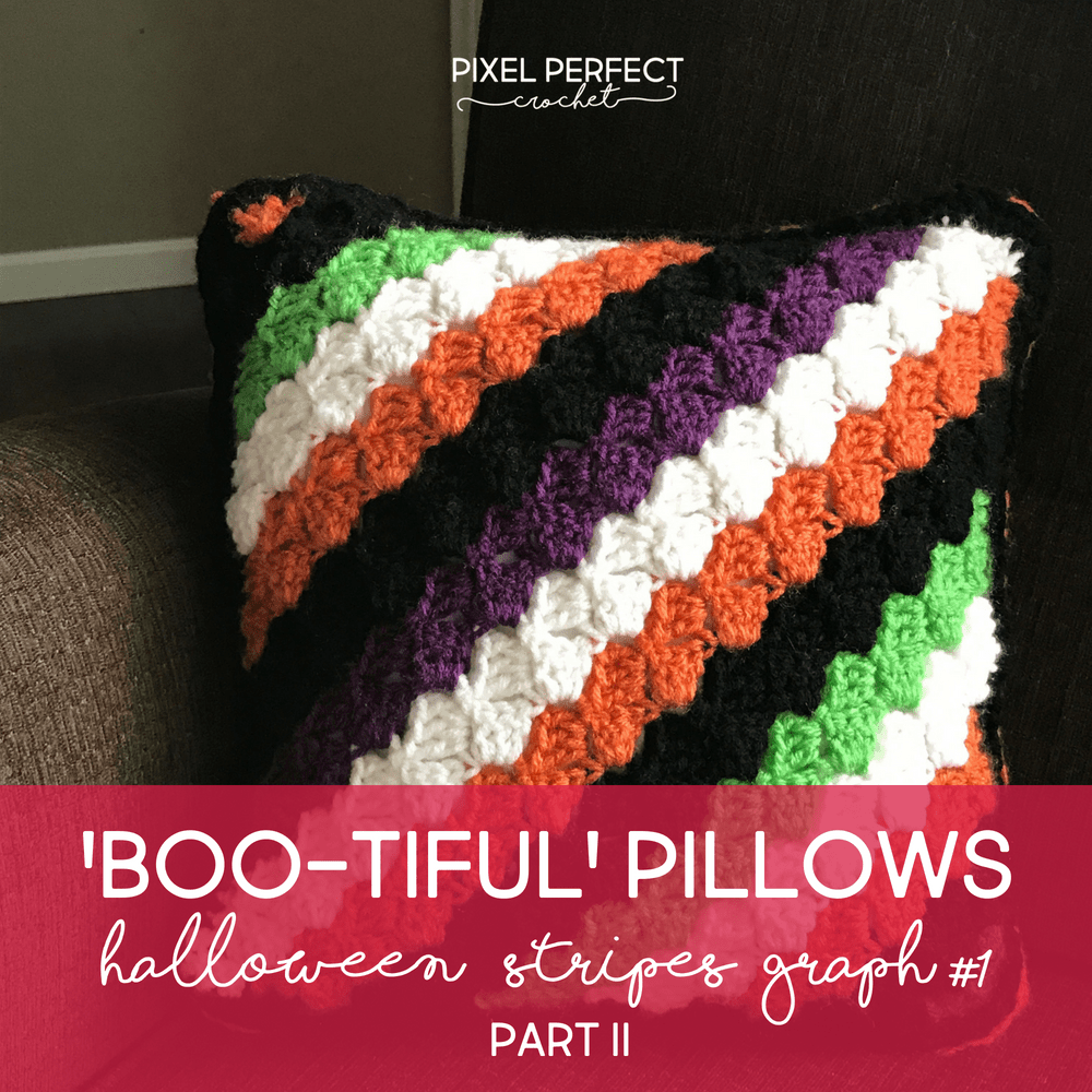 Boo-tiful Halloween Pillows