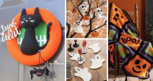 Halloween Decor Crochet Patterns