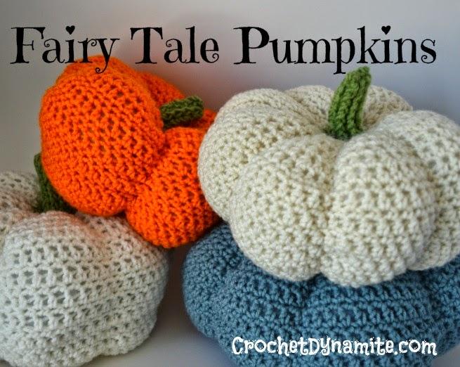 Pumpkin Love Crochet Pattern
