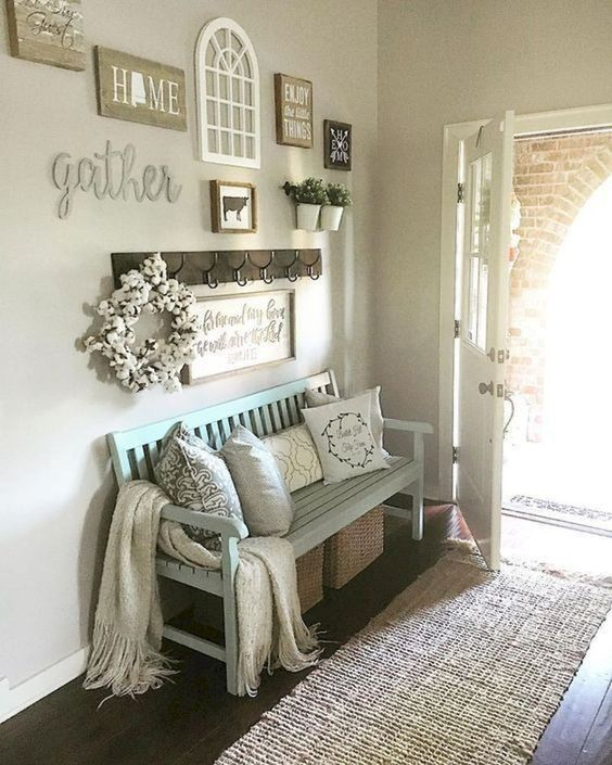 Full of Decor Entryway