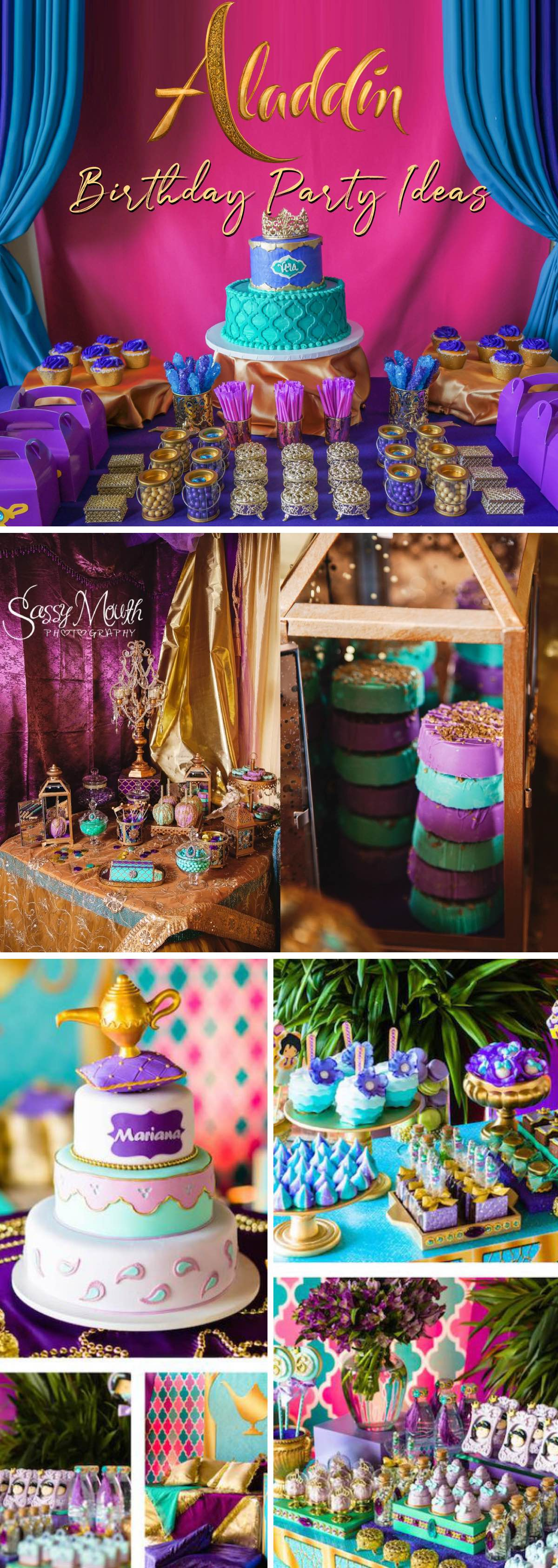 10 Fascinating Aladdin Birthday Party Ideas To Cast a Magical Spell!