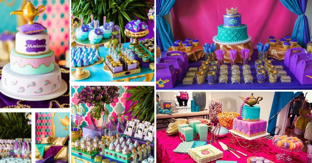 10 Fascinating Aladdin Birthday Party Ideas To Cast A Magical Spell