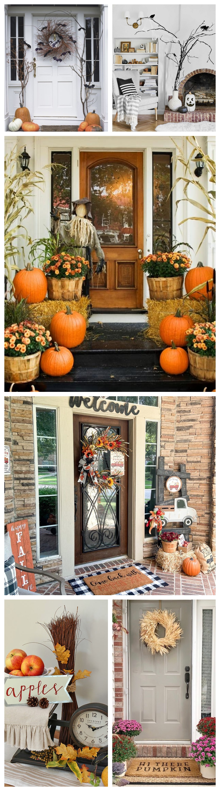 27 Easy DIY Halloween Decoration Ideas That You Can Do At Home